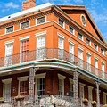 French Quarter by Raul Rodriguez