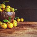 Fresh Kumquat Fruits by Thanh Thu Thai