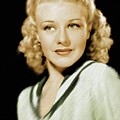 Ginger Rogers, Legend by Mary Bassett