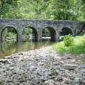 Glass Mill Bridge by Dave Chafin