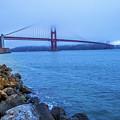 Golden Gate Bridge by Benny Marty