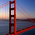 Golden Gate Bridge San Francisco Ca by Panoramic Images