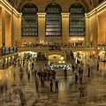 Grand Central Station by Martin Newman