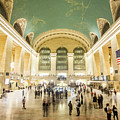 Grand Central Terminal by Robert J Caputo