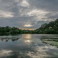 Granite Basin Lake Sunset by Teresa Wilson
