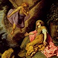 Hagar And The Angel by MotionAge Designs