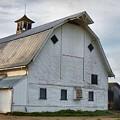 Heritage Barn by Jim Romo