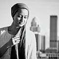 Hijab Fashion by FineArtRoyal Joshua Mimbs