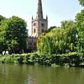 Holy Trinity Church At Stratford-upon-avon by Rod Johnson