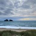 Holywell Bay Sunset by Chris Smith