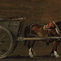 Horse And Cart by John Constable