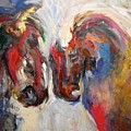 2 Horses by Jennifer Waters