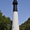 Hunting Island Lighthouse by Darrell Young