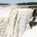 Iguazu Falls by Silvia Bruno