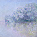Ile Aux Orties Near Vernon by Claude Monet