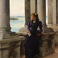 In The Belfry Of The Campanile Of St Marks Venice Henry Woods by Eloisa Mannion