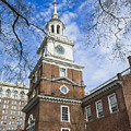 Independence Hall by John Greim