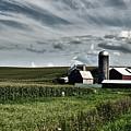 Iowa Farmstead by Mountain Dreams