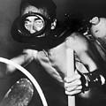 Jacques Cousteau (1910-1997) by Granger