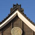 Japanese Rooftop by Henrik Lehnerer