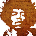 Jimi Hendrix by Chris Smith