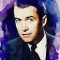 Jimmy Stewart, Vintage Movie Star by John Springfield