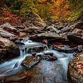 Kaaterskill Creek by Rick Berk