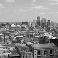 Kansas City Skyline by Michael Munster