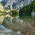Lago Di Braies by Alfio Finocchiaro