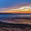 Lake Sunset by Doug Long