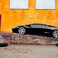 Lamborghini by Dorothy Binder