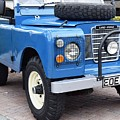Land Rover by Recluse Road