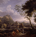 Landscape  by Jan Frans