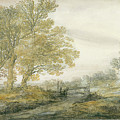 Landscape With Trees by Aelbert Cuyp
