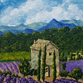 Lavender Farm by Mike Kraus