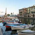 Lazise - Italy by Joana Kruse