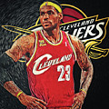 Lebron James by Zapista