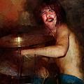 Led Zeppelin. John Henry Bonham. by Elizabeth Simon