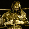 Lennox Lewis Collection by Marvin Blaine