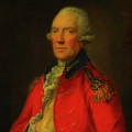 Lieutenant Colonel Paul Pechell  by Thomas Gainsborough