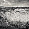 Lighthouse And Cliffs by Mariusz Talarek