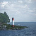 Lighthouse by Judy Hall-Folde