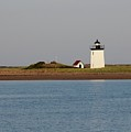 Lighthouse Provincetown  by Gregory E Dean