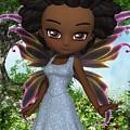 Lil Fairy Princess by Alexander Butler