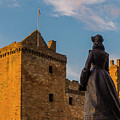 Linlithgow Palace by Douglas Milne