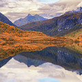 Lofoten Lake by James Billings