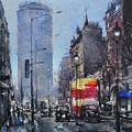 London by Alvis Zemzaris