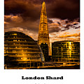 London Shard, London, Uk. by Nigel Dudson