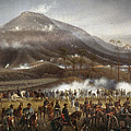 Lookout Mountain, 1863 by Granger