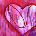 Love Heart by Donna Walsh